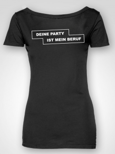 Shirt-Rookie-party-back-girly