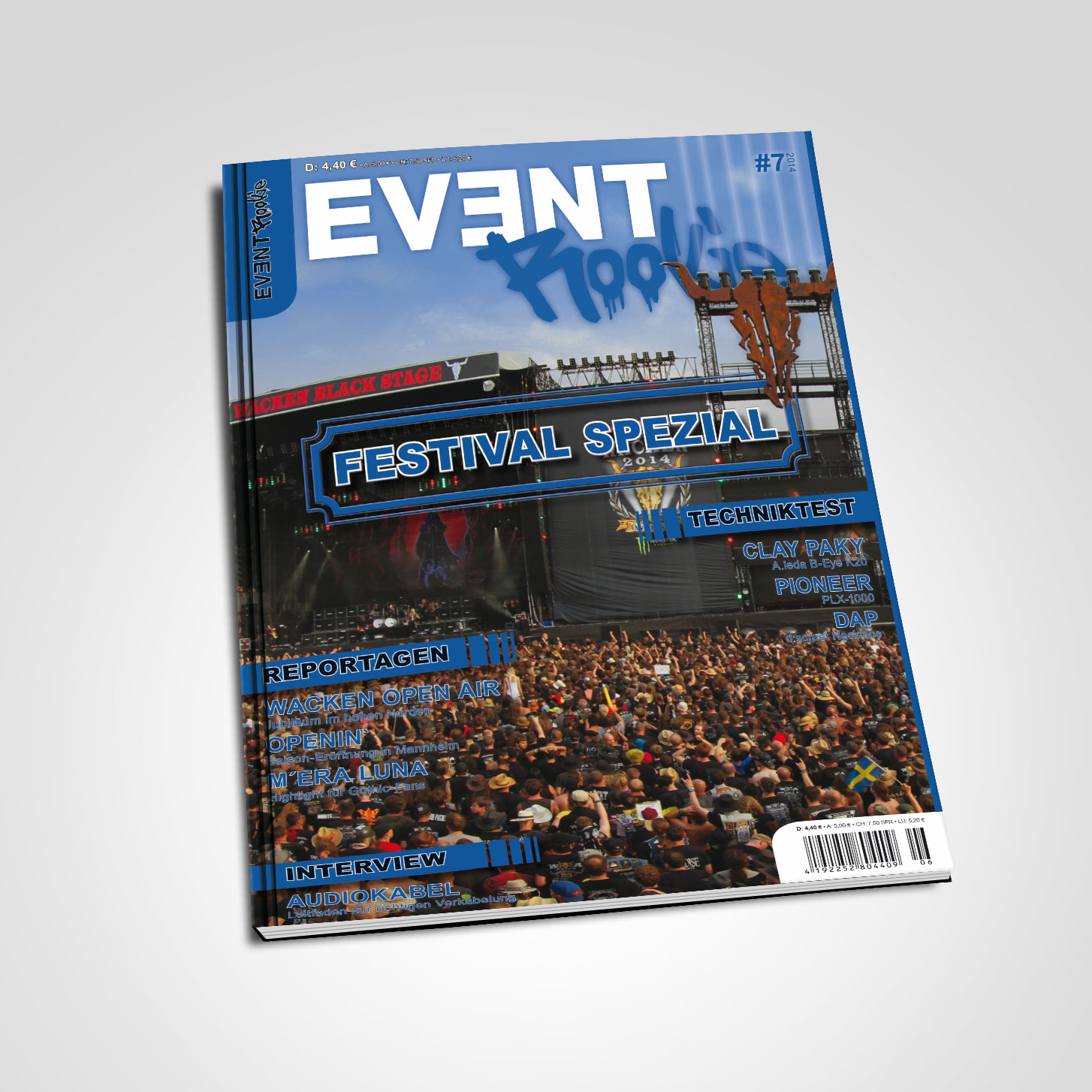 EVENT Rookie 7/2014