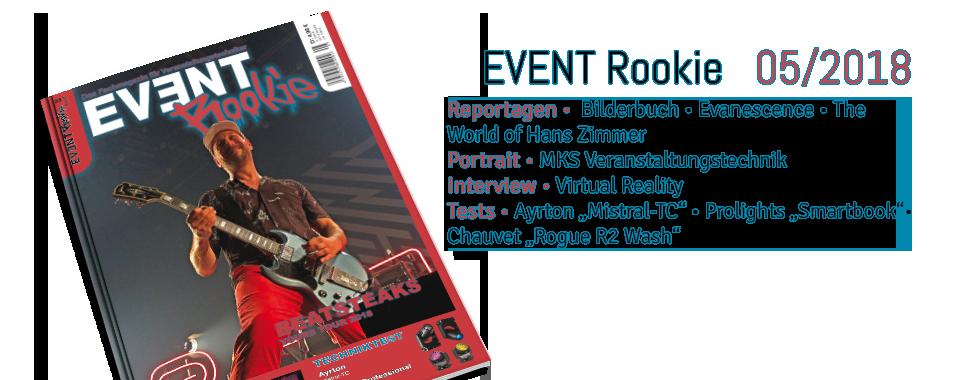 LEIKRO Media – EVENT Rookie und DJ-Magazin mix&scratch
