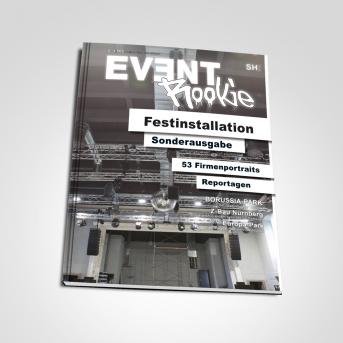 Einzelheft-EVENT-Rookie-Install